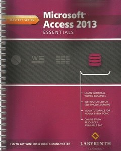 Photo Link to Microsoft Access 2013 Book